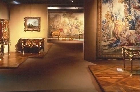 gulbenkian museum portugal lighting design