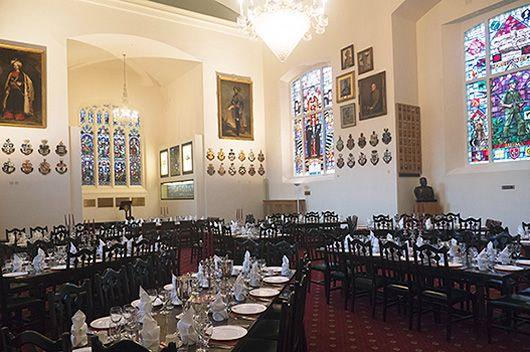 historic buildings royal military academy sandhurst lighting design