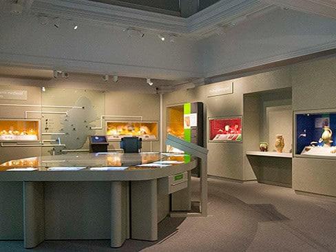 birmingham museum art gallery lighting design