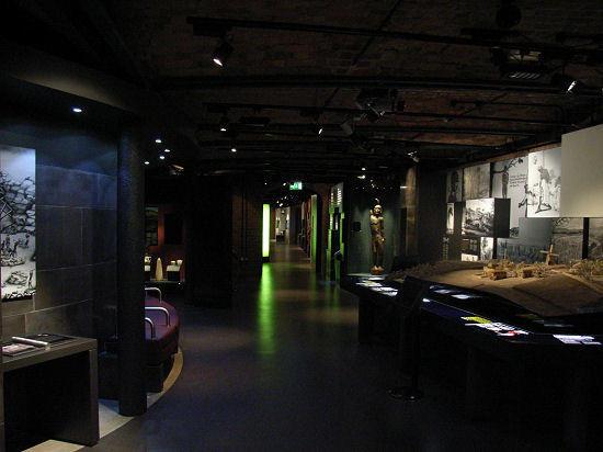 international slavery museum liverpool lighting design