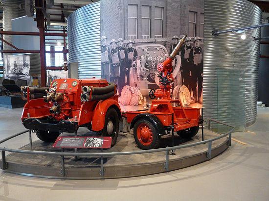 sumerlee industrial museum glasgow museum lighting design