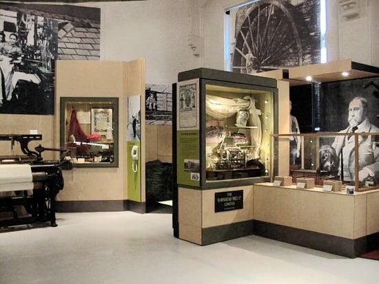rochdale arts heritage centre museum lighting design
