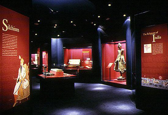 chester beatty gallery dublin museum lighting design